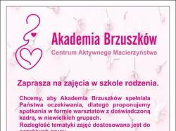 Szkoła Rodzenia Kórnik Akademia Brzuszków