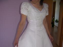 Szybko sprzedam piękną suknię ślubną!