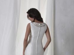 Szykowna suknia Justin Alexander OJ21