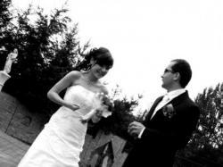 Szykowna Suknia ślubna z kolekcji ANNAIS 2011