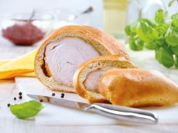 Szynka w cieście chlebowym