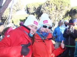 Tak było na Kilimandżaro! Basia i Kinga udowodniły, że Polki mogą wszystko!
