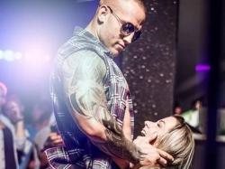 Tancerz erotyczny