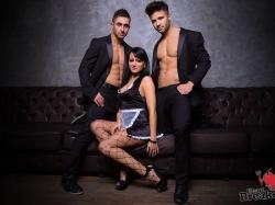Tancerz erotyczny na wieczór panieński, striptiz męski, chippendales, striptizer katowice