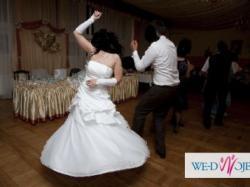 Tania biała suknia ślubna