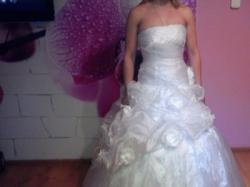 Tania, nowa suknia ślubna rozm 36