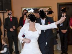 TANIA Przepiękna suknia ślubna