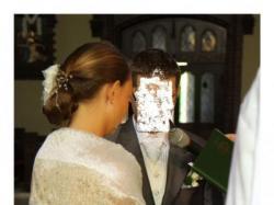 Tania suknia ślubna