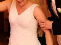 Tania suknia ślubna 2012