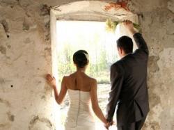 Tanio!Hiszpańska suknia ślubna r.36-38
