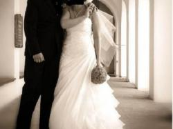 Tanio, Piękna Suknia Ślubna