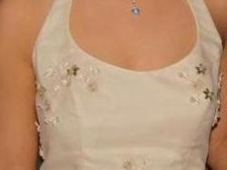 tanio sprzedam bajkową suknię