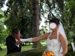 Tanio Sprzedam Przepiękną Suknię Ślubną!!!!