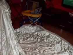 Tanio sprzedam śliczna suknie ślubną