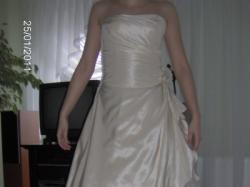 Tanio sprzedam suknię ślubną!!