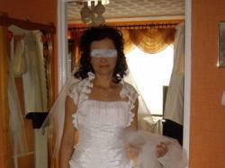 Tanio sprzedam suknię śłubną