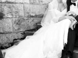TANIO!! Sprzedam suknie ślubną LA SPOSA model FLAMA