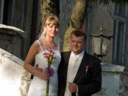 Tanio sprzedam suknię ślubną White One 176