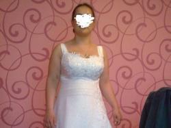 tanio suknia slubna