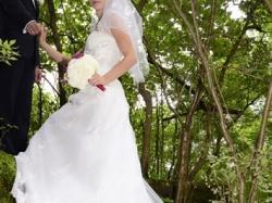 TANIO Suknia ślubna Bonnie rozm 34