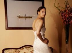 TANIO!!! Suknia ślubna firmy ANNAIS BRIDAL, model - MARYS