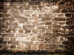 """Tapeta w pokoju - czy wzór """"mur"""" zmniejszy optycznie powierzchnię?"""