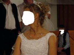 Tessla Herms Suknia ślubna