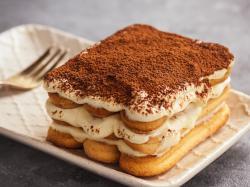 Tiramisu - kawowy deser