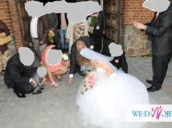tiulowa ślubna