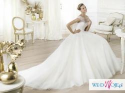 Tiulowa suknia PRONOVIAS-POSZUKIWANY MODEL