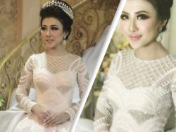 To najpopularniejsza suknia ślubna na Instagramie! Zdobyła ponad 200 tys. polubień. Ładna?