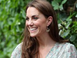 To nie Księżna Kate przyciąga najwięcej spojrzeń, gdy odwozi Charlotte do szkoły