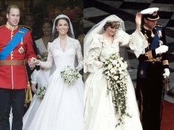 """To się zdarza nie tylko ich """"poddanym"""". Wpadki na ślubach brytyjskiej rodziny królewskiej!"""