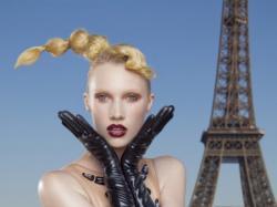 """Top Model 2"" - paryska sesja w stylu sci-fi (foto!)"