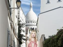 """""""Top Model 2"""" - pierwsza sesja w Paryżu"""