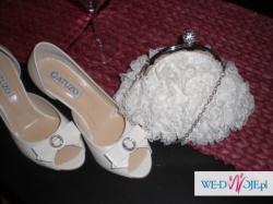 Torebka ślubna koronkowa - wyjątkowa i przepiękna