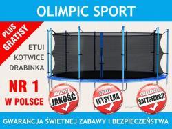 Trampolina ogrodowa Olympics Sport 8 ft 250cm