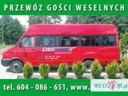 Transportowa obsługa uroczystości