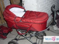 Trzyfunkcyjny wózek Nowalex