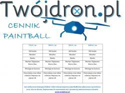 Twojdron.pl  - Zdjęcia i filmy z powietrza, Sklep, Paintball