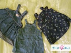 ubranka dla dziewczynki 0-3-6- miesięcy Rozm 56-62-68 WYPRAWKA