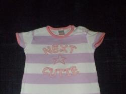 Ubranka dla dziewczynki 0-3 mies.