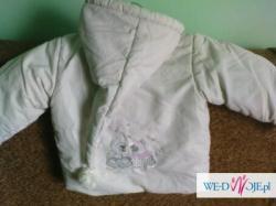 Ubranka dla dziewczynki :)jak nowe