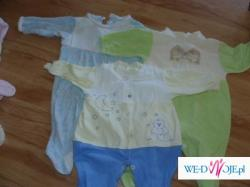 Ubranka dla niemowlaka 0-6 mcy