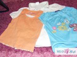Ubranka dziewczęce 3-4-5 latek