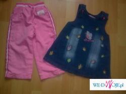 ubranka dziewczęce r 62-86