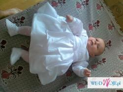 ubranko do chrztu