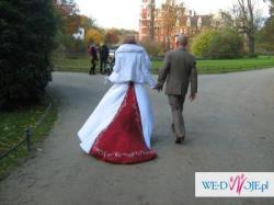 unikalna jedyna taka suknia