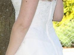 unikalna suknia slubna MORI LEE 4210