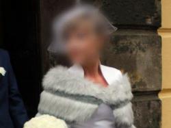 Unikatowa suknia ślubna Fulara&Żywczyk r.38